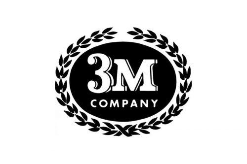 3M Logo 1954
