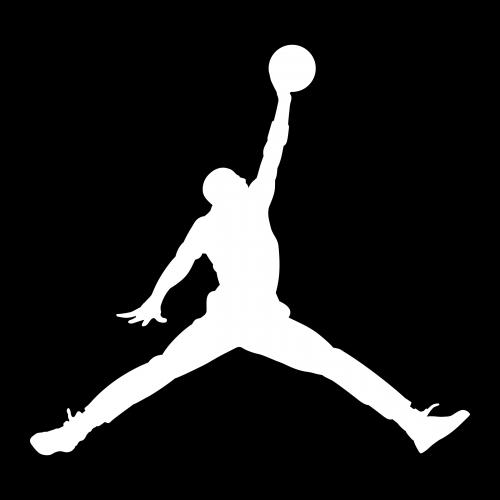 AIR JORDAN (JUMPMAN) Logo