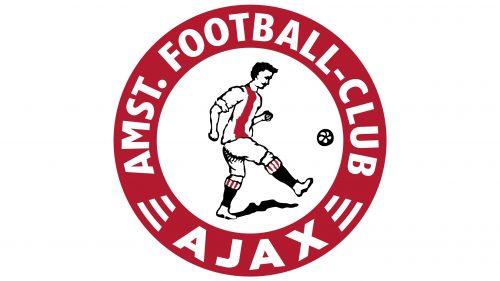 Ajax logo 1990
