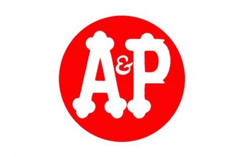 A&P logo 1959