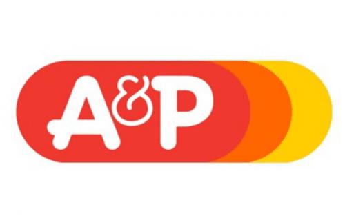 A&P logo 1976