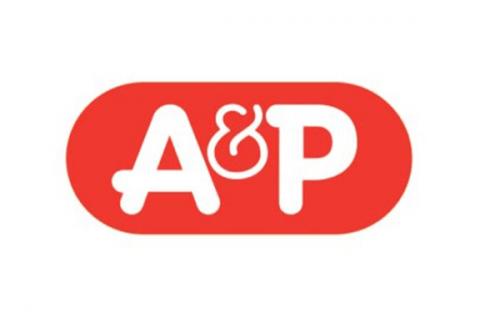 A&P logo 2006