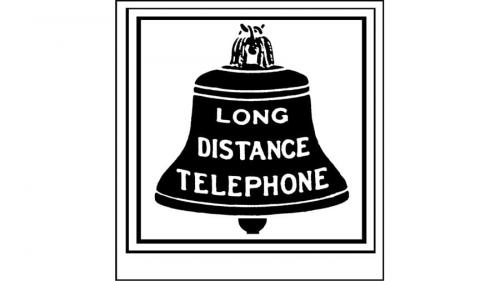At&t Logo 1885