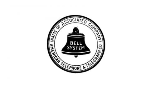 At&t Logo 1921