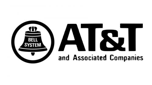 At&t Logo 1964
