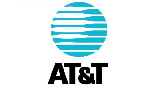 At&t Logo 1996