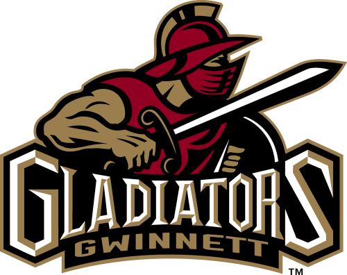 Atlanta Gladiators Logo 2003