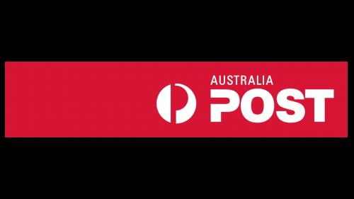 Australia Post Logo 1996