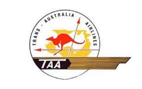 Australian Airlines Logo 1946