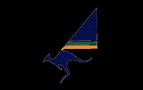 Australian Airlines Logo 1986