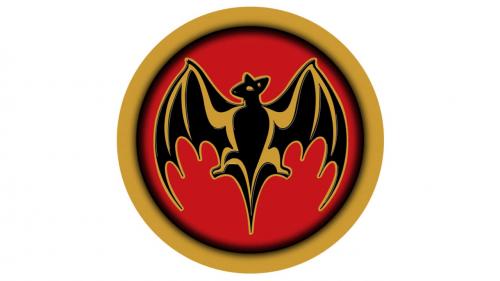 Bacardi Logo 2002