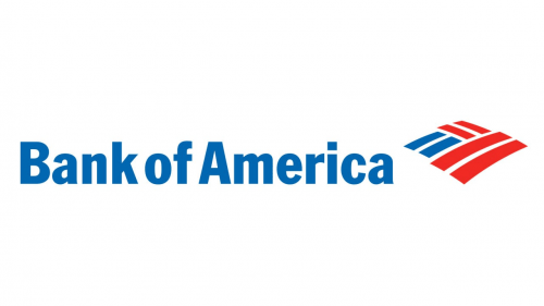Bank of America Logo 1998