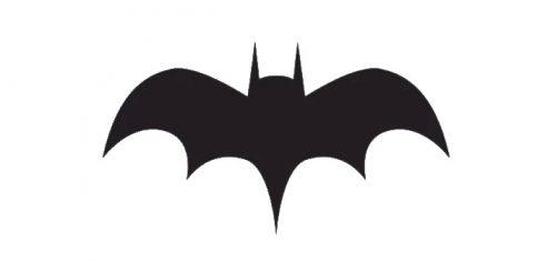 Batman-1950-logo