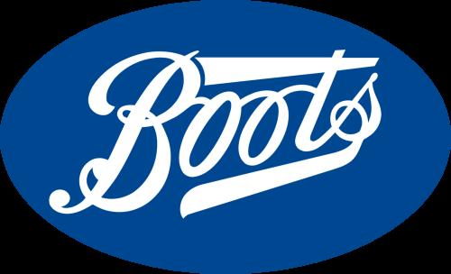 Boots logo 1980