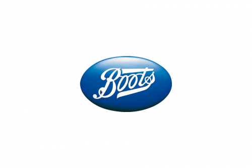 Boots logo 1990