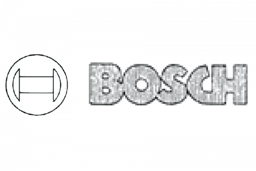 Bosch Logo 1913