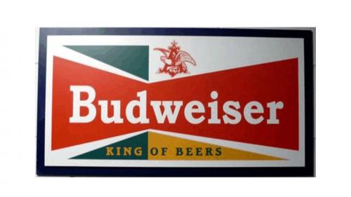 Budweiser Logo 1957