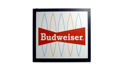 Budweiser Logo 1961