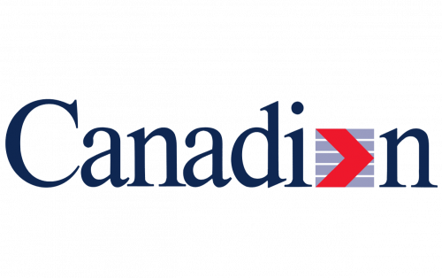 Canadian Airlines Logo  1987