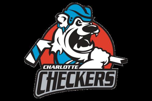 Charlotte Checkers Logo 2002
