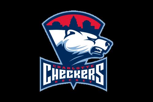 Charlotte Checkers Logo 2007