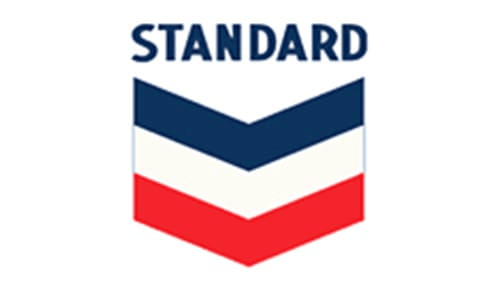 Chevron Logo 1931