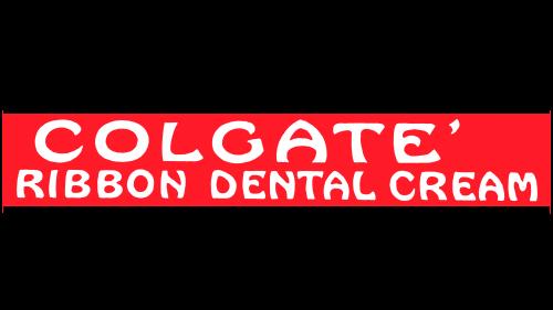 Colgate Logo 1987