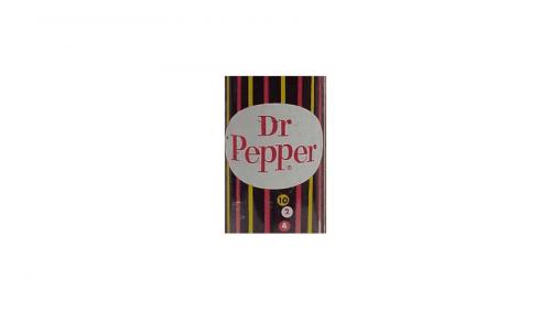 Dr Pepper logo 1958