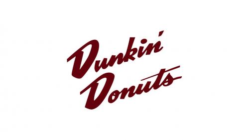 Dunkin Donuts Logo 1950