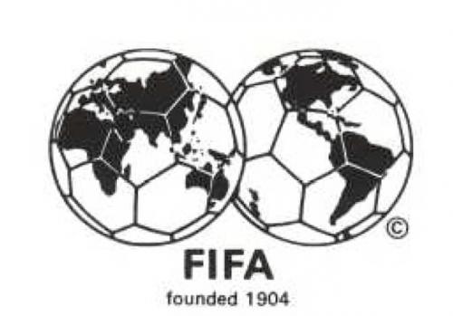 FIFA logo 1977