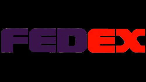 FedEx Logo 1991
