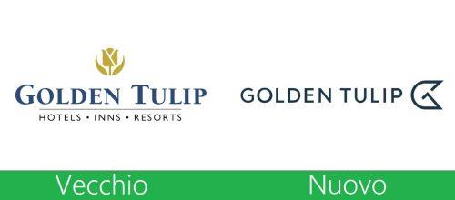 Golden Tulip Logo historia