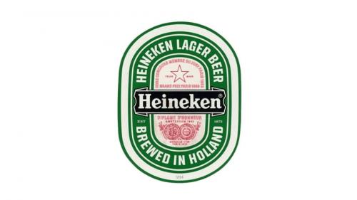 Heineken logo 1974