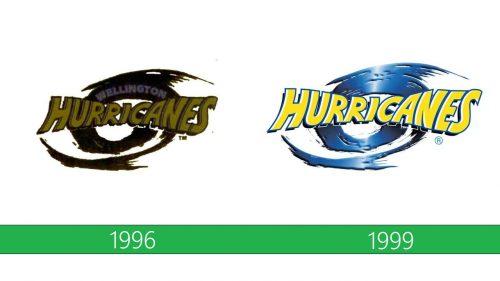 Hurricanes Logo historia