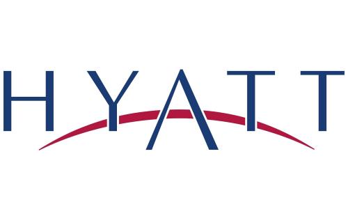 Hyatt Logo 1990