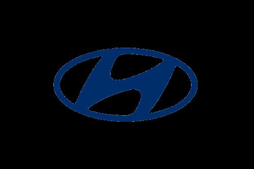 Hyundai Logo 1990