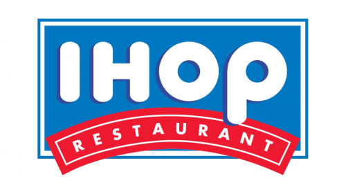 IHOP Logo 1994