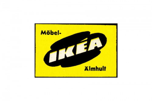 IKEA Logo 1957