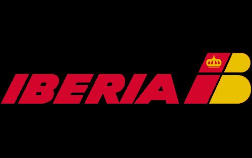 Iberia Logo 1992