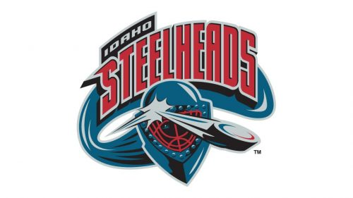 Idaho Steelheads Logo 1997