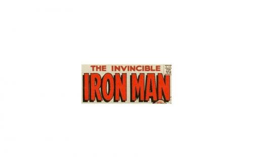 Iron Man Logo 1968
