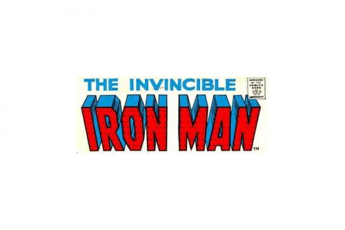 Iron Man Logo 1969