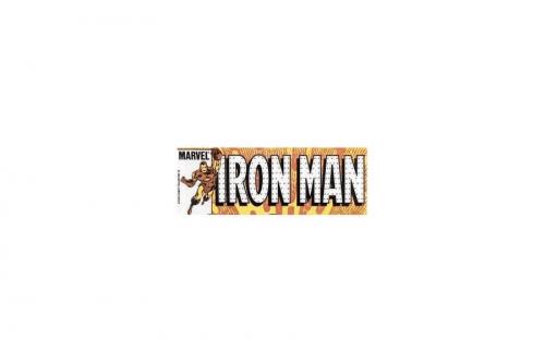Iron Man Logo 1984
