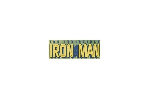 Iron Man Logo 1997
