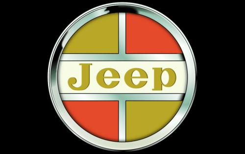 Jeep Logo 1963
