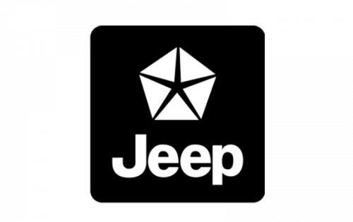 Jeep Logo 1987