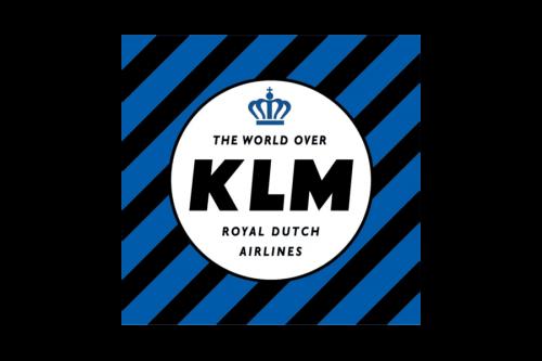 KLM Logo 1958
