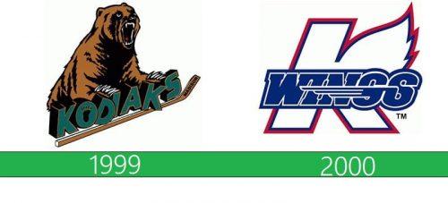Kalamazoo Wings Logo historia