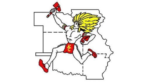Kansas City Chiefs logo 1963