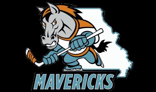 Kansas City Mavericks Logo  2009